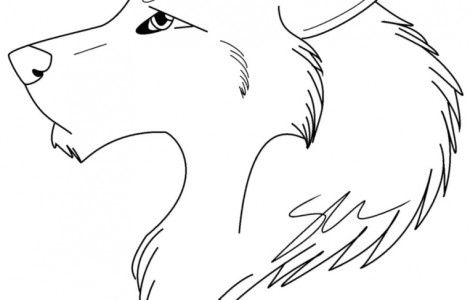 Wolf Coloring Pages Animal Drawings Coloring Pages Drawings Wolf