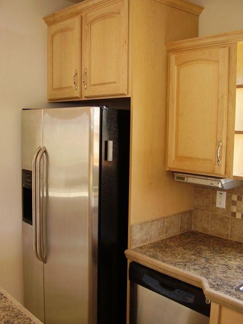 Refrigerator Cabinet End Panel   Refrigerator cabinet ...