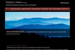 Web Design for Cosmetic Dentists