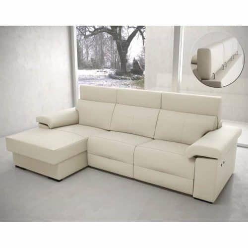 ¿Cómo limpiar un sofá de piel blanco? - La Guía del sofá y ...