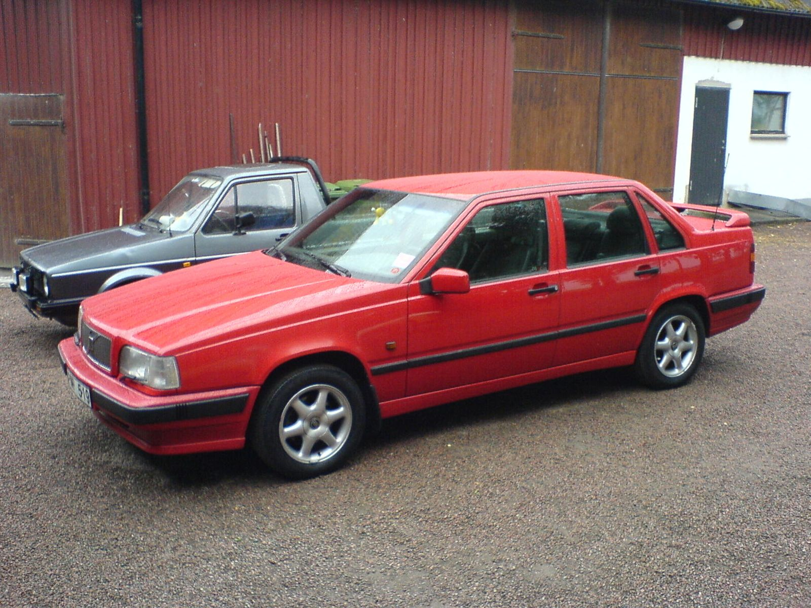1996 volvo 850 glt red - Google Search   Our Cars   Pinterest ...