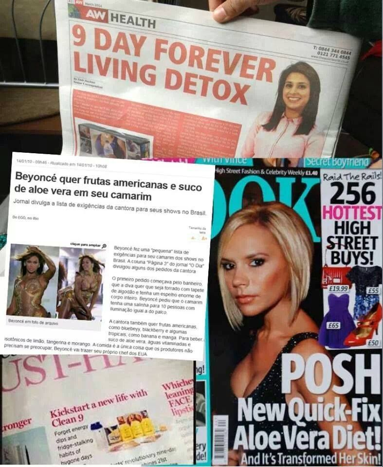 In the press again forever living clean 9 aloeverajflp forever living clean 9 aloeverajflp fandeluxe Images