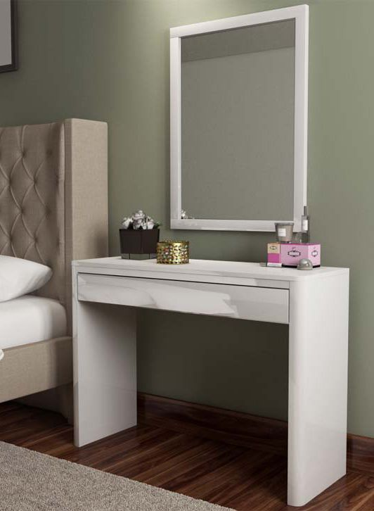 Best Lexi White Dressing Table Recamara 640 x 480