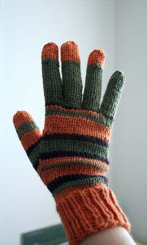 coralina gloves pattern   knit and crochet   Pinterest   Nähen