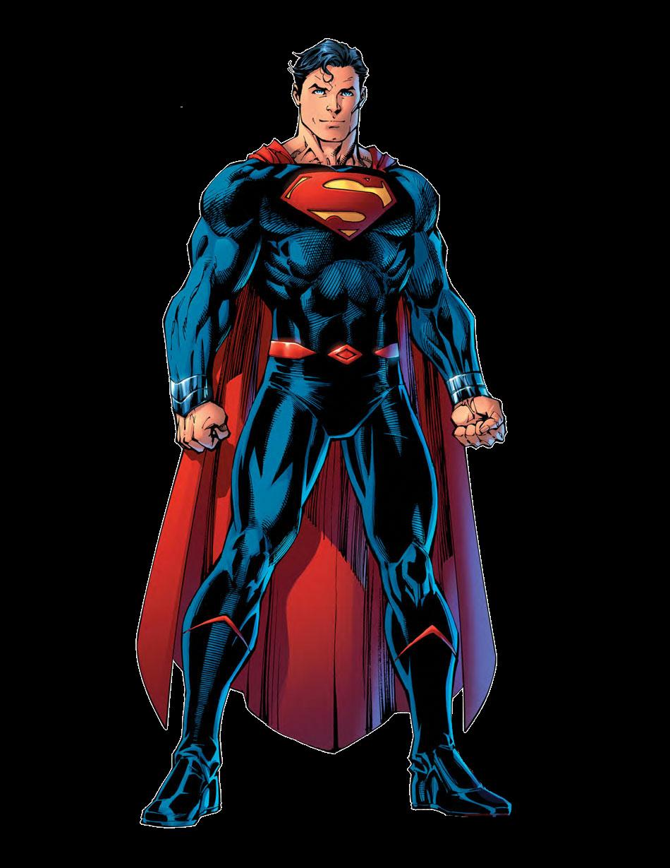 Superman (Rebirth) - Transparent by Asthonx1 | Superman ...