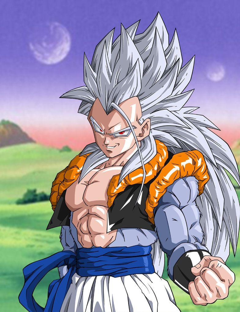 Gogeta Ssj5 Dragon Ball Super Manga Dragon Ball Super Art Dragon Ball Art