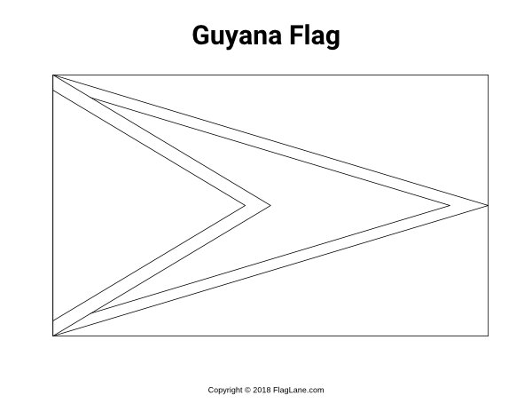 Free Printable Guyana Flag Coloring Page Download It At Https Flaglane Com Coloring Page Guyanese Flag Flag Coloring Pages Guyana Flag Coloring Pages