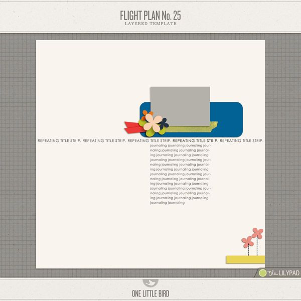 Flight Plan No 25 Scrapbooking Pinterest Digital - flight plan template