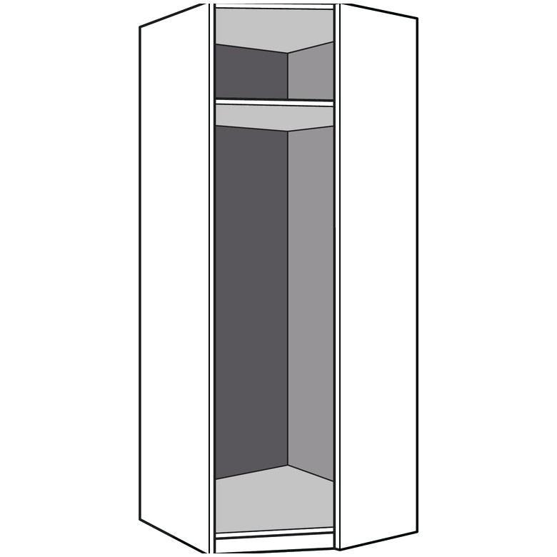 13 Minimaliste Caisson D Angle Ikea En 2020 Penderie Entree