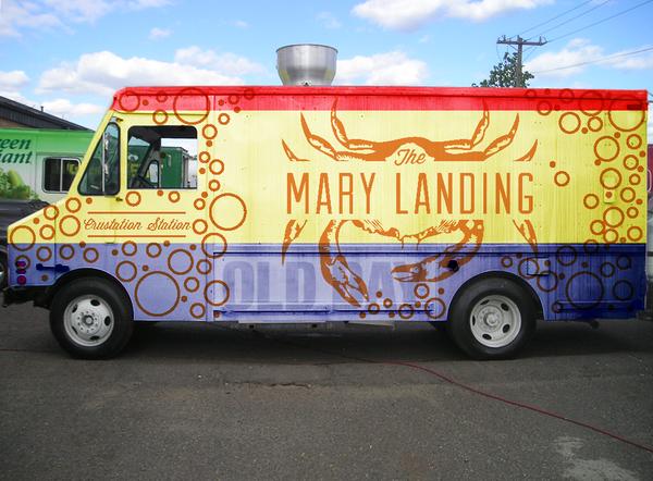 Old Bay Seasoning By Shawn Raissi Via Behance Old Bay Seasoning Food Packaging Food Truck