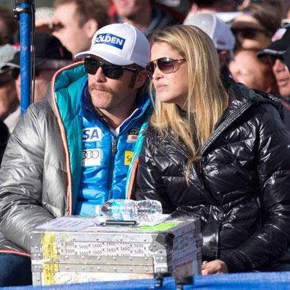 US Ski Champ Bode Miller and pro volleyball player Morgan Beck married in 2012 after just 12 months!
