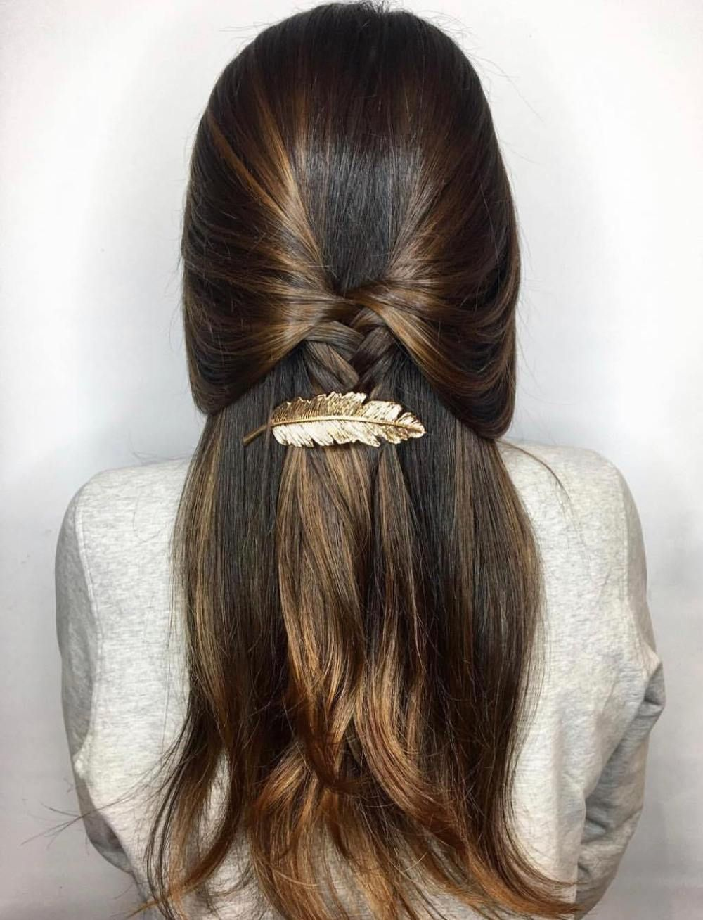 30 Best Hairstyles And Haircuts For Long Straight Hair Top Hair Straighteners Mid Length Straight Hair Straight Hairstyles