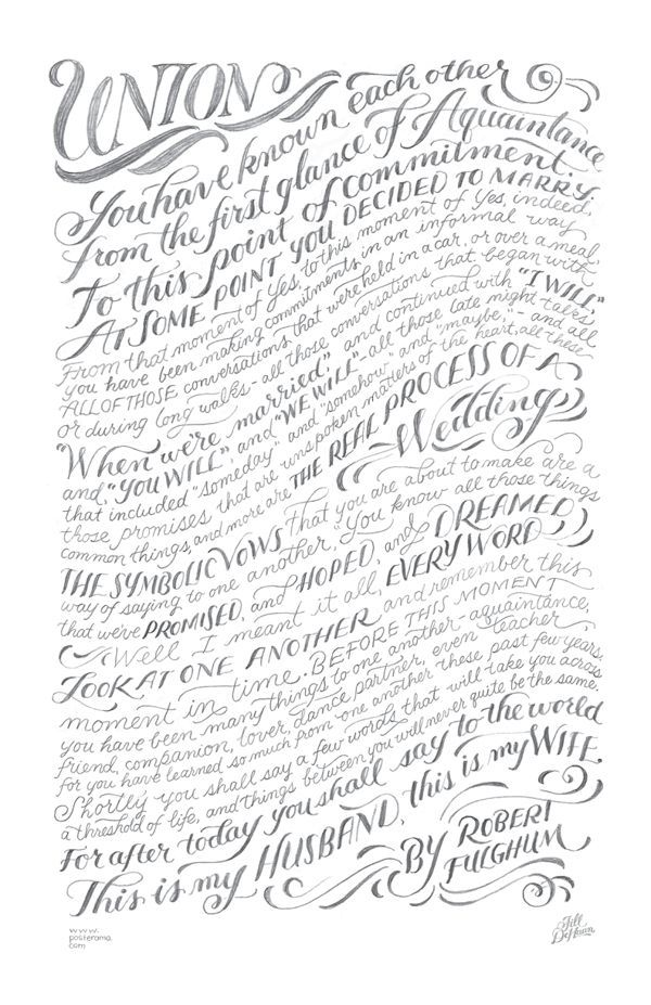 Image of: Ideas Nice Typography Union Robert Fulghum Canvas Poster Best Quotes Love Check More At Httpbestquotesnamepin98878 Pinterest Nice Typography Union Robert Fulghum Canvas Poster Best Quotes