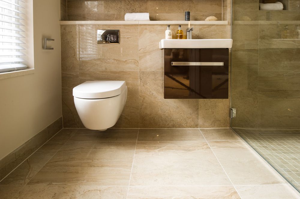 Gold Bathroom Tiles Uk minoli tiles - project 10 - gotha - an aristocratic touch for your
