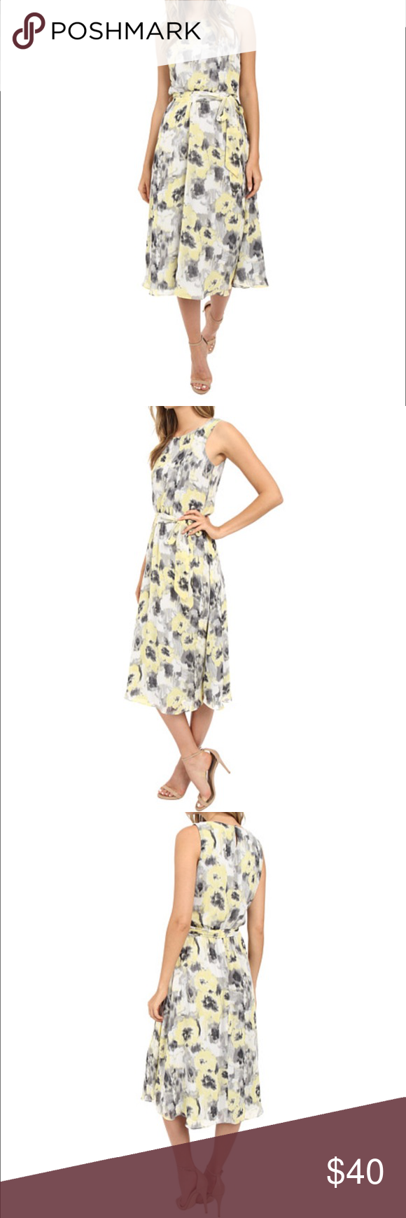 Christine michaels turin midi dress still online hemline midi