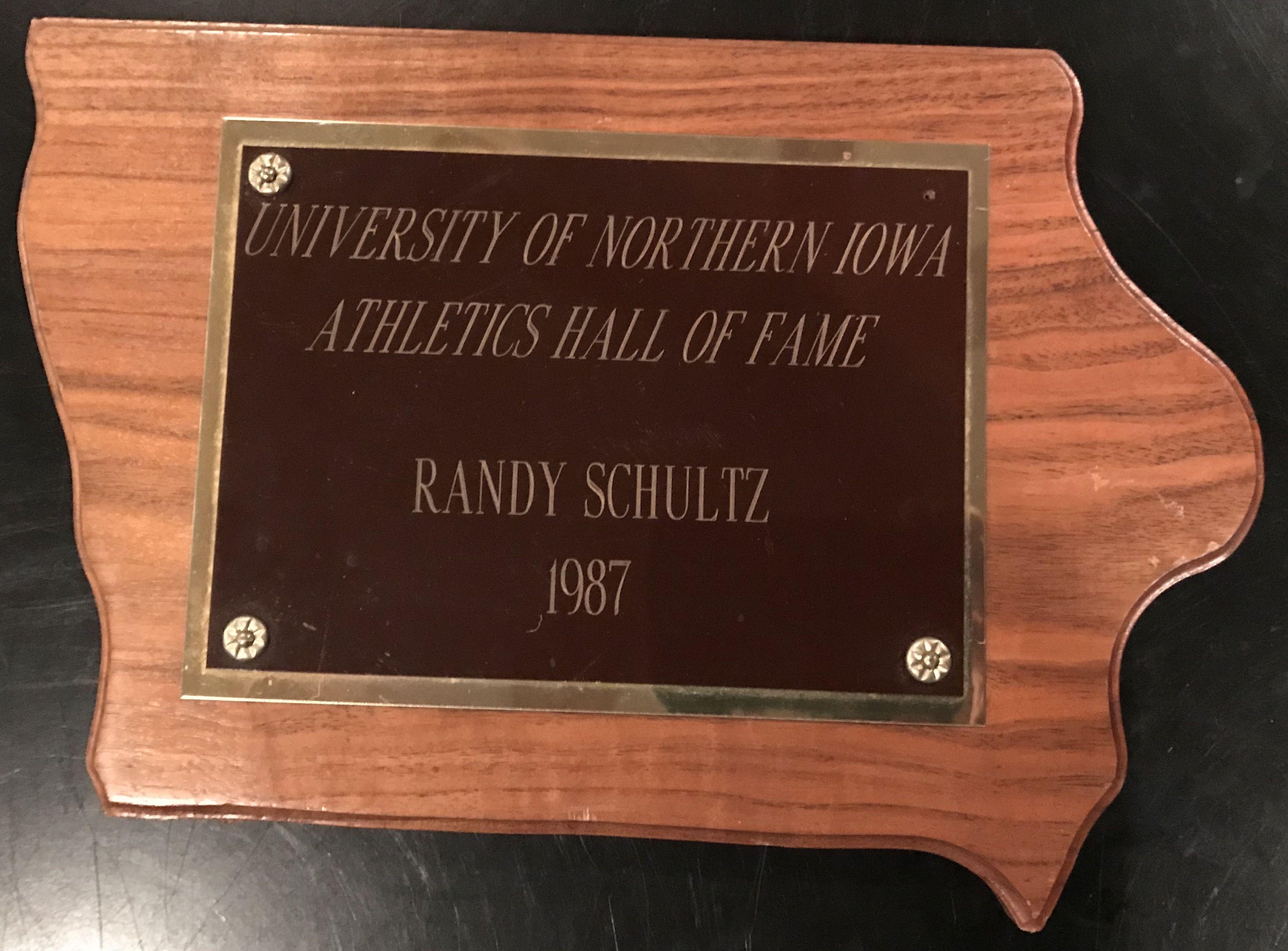 Pin on Randy Shultz College SCI State College of Iowa (UNI)