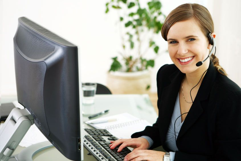 We have all the right systems and expert free advice that you will - medical receptionist