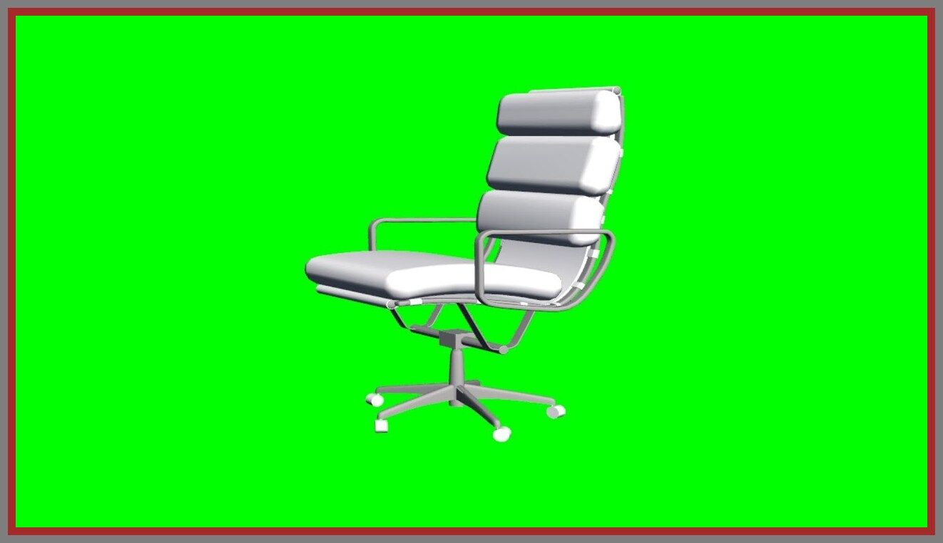 76 Reference Of Office Chair Green Screen In 2020 Green Chair Computer Chair Chair
