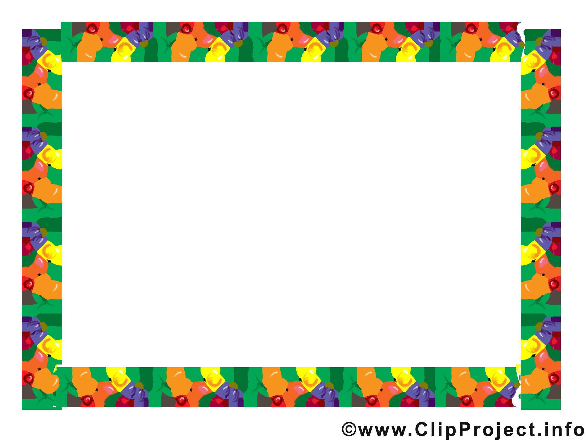 Fruits clipart  Cadre dessins gratuits  Bordures de page