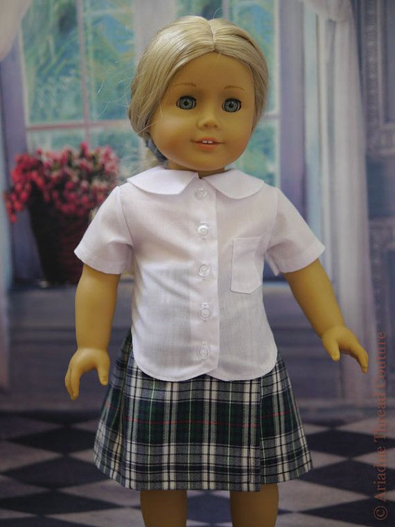 Tanglin Trust School Singapore Junior uniform for American Girl ...