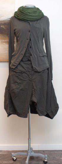 rundholz dip - Ballonkleid Hose oil silver dust - Sommer 2014 - stilecht - mode für frauen mit format...