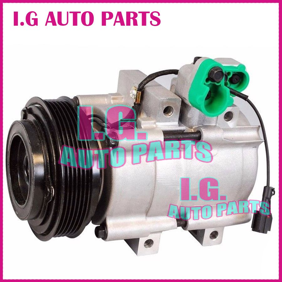 A C Ac Compressor With Clutch For Car Ford Escape 3 0l V6 For