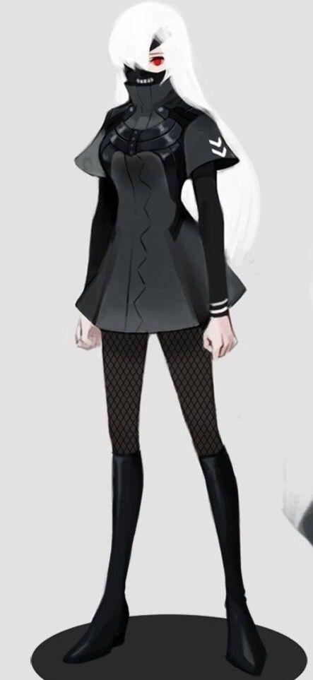 Tokyo Ghoul   Ken Kaneki's Genderbend