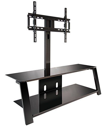 Bello Tp4452 Triple Playtm 52 Tv Stand For Tvs Up To 60 Black