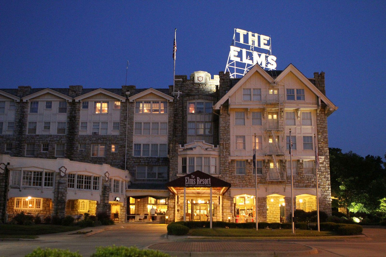 Elms Resort and Spa (Excelsior Springs, MO) - Resort
