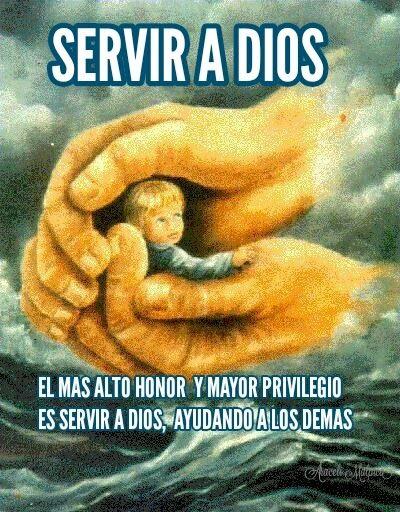 Posters Servir A Dios Encuentro Con Dios Dios Palabra De Dios Biblia