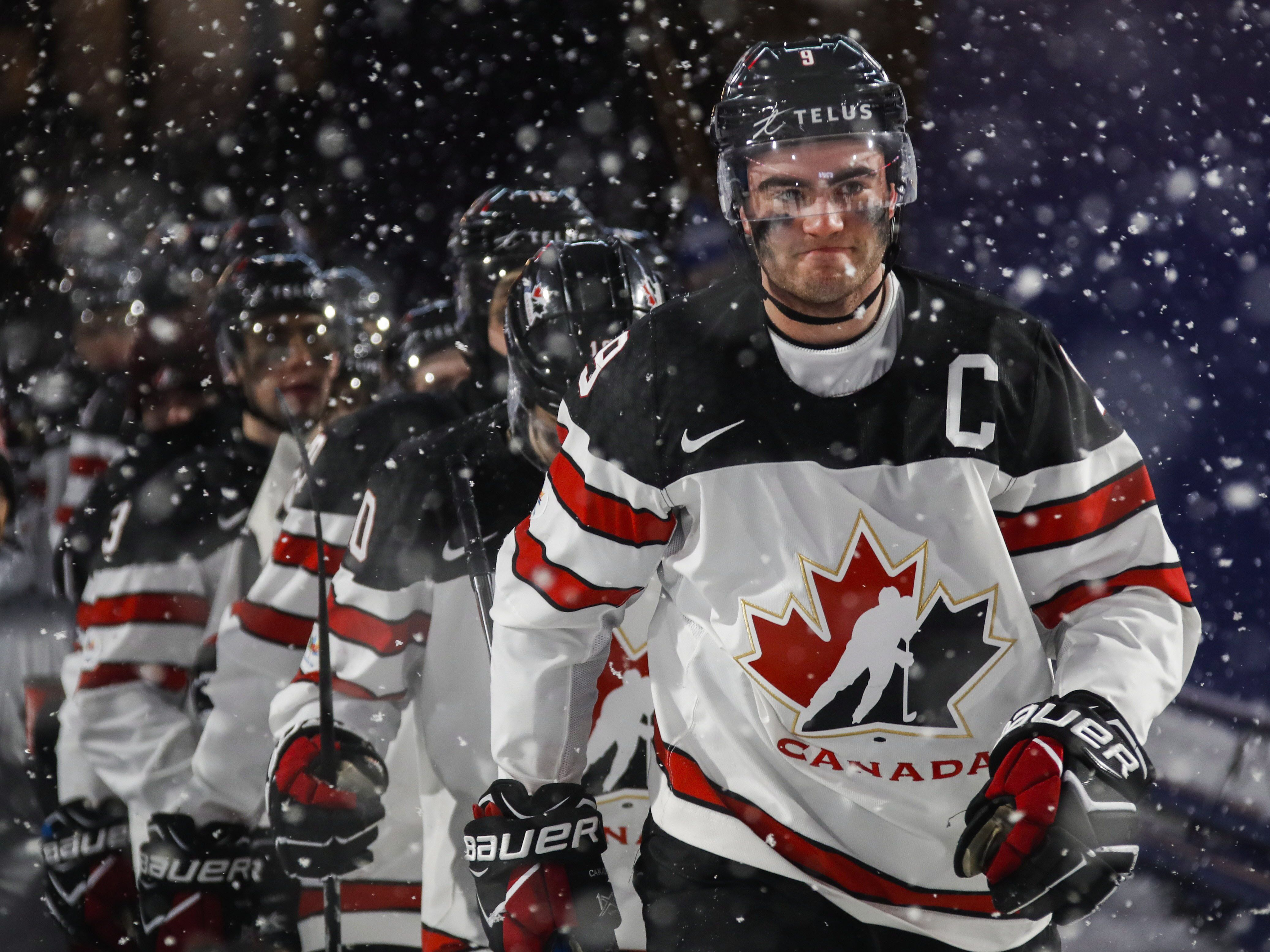 How Tsn Transformed World Juniors Into Must See Tv Canadian Hockey Players Hockey Players Sports Wallpapers