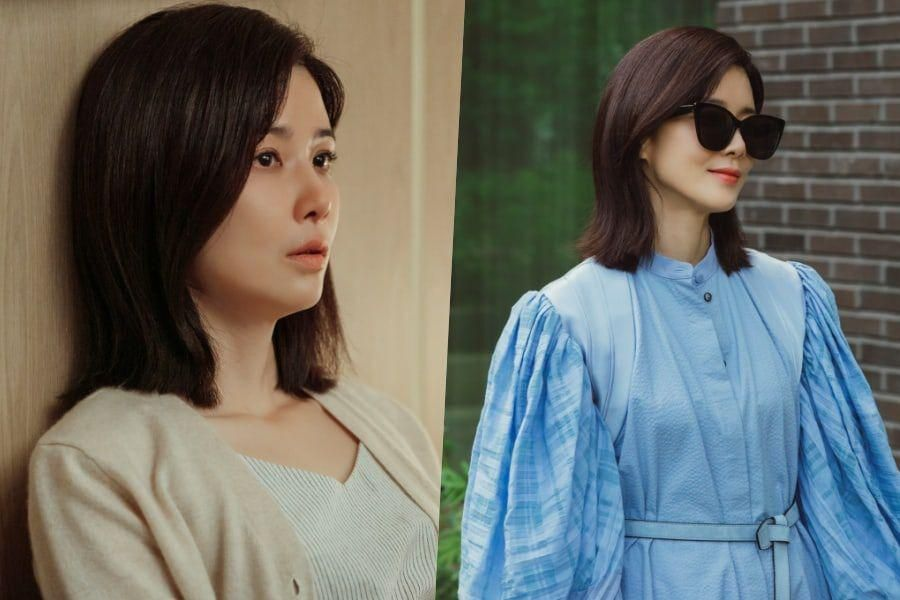 """Lee Bo Young Finds Her True Self While Fueled By Sorrow, Rage, And Maternal Love In """"Mine"""""""
