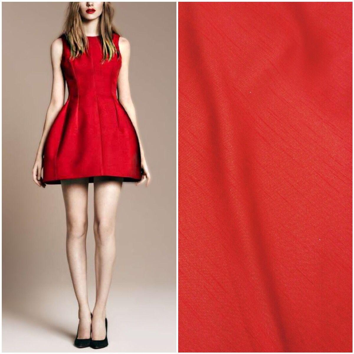 4467dd009 Vestido Corto Rojo Sexy y Elegante para Celebraciones Antes y Después del  día de la Boda