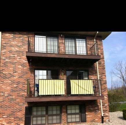 60 Ideas Apartment Balcony Privacy Diy Shades #apartment # ...