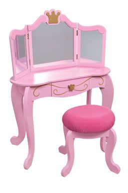 Best Gifts and Toys for 4 Year Old Girls Vanity tables Vanities