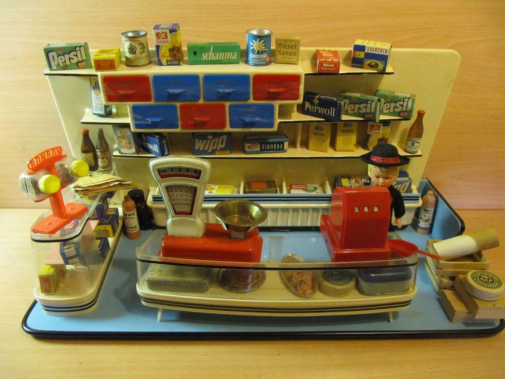 jouets ancien epicerie avec mat riel balance et caisse jouet ancien cuisine pinterest. Black Bedroom Furniture Sets. Home Design Ideas