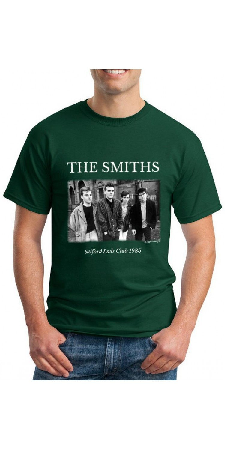 048110ddd The Smiths at SALFORD Lads Club T-Shirt £22 Worldwide Shipping   The ...