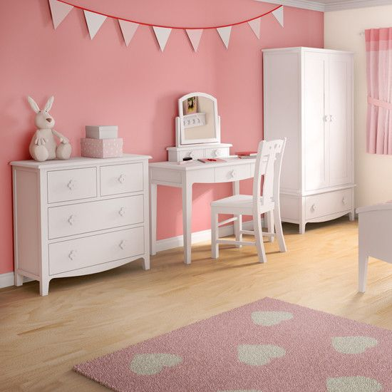 Daisy Bedroom Furniture Collection | Dunelm Mill (With ...