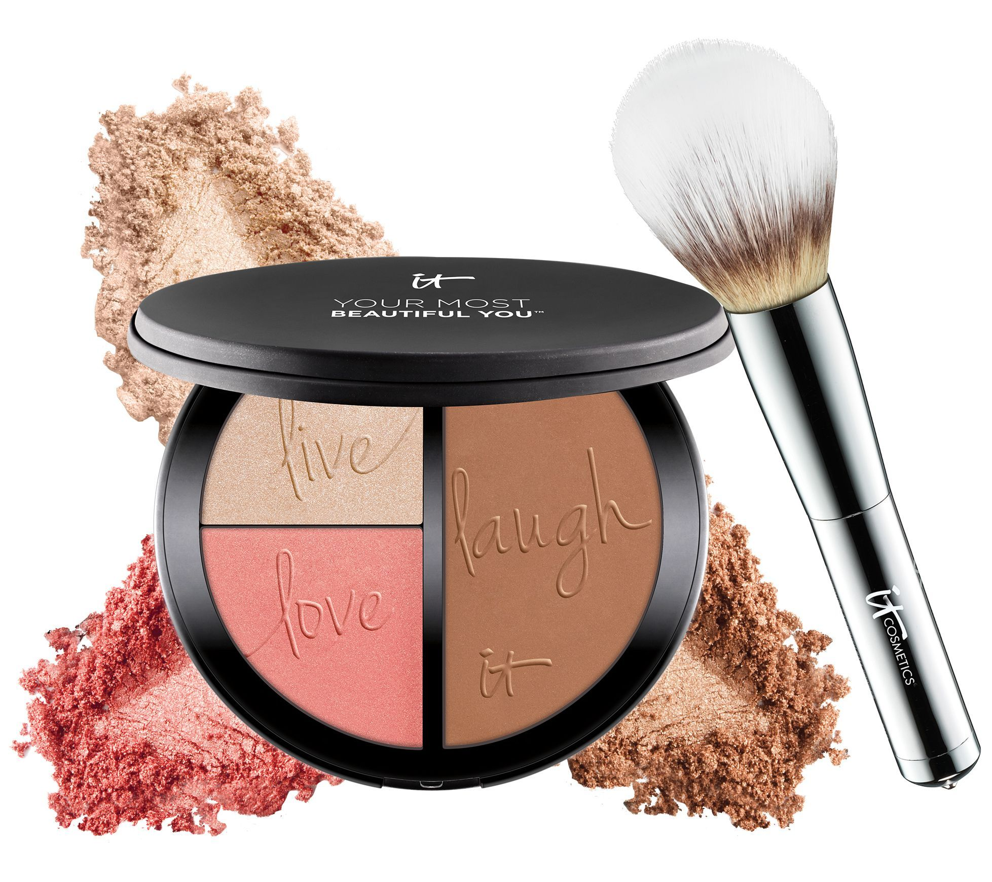 IT Cosmetics Your Most Beautiful You Face Disc with Luxe