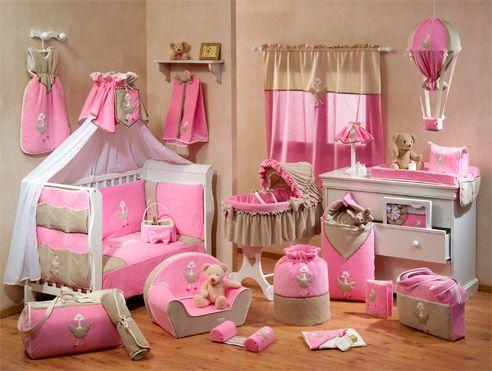 cuartos para bebes recien nacidos