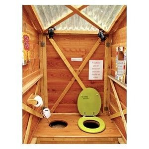 location toilettes s ches outhouse rules toilettes toilette seche b cosse. Black Bedroom Furniture Sets. Home Design Ideas