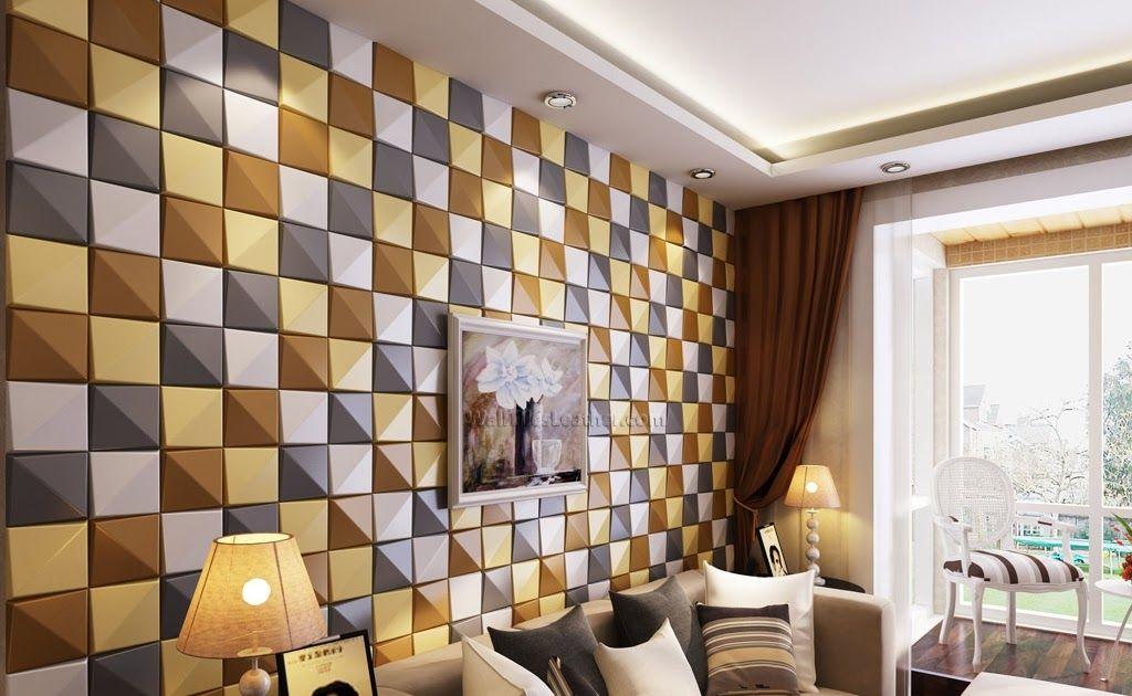 Nice Wall Tiles For Living Room Saura V Dutt Stonessaura Fancy Open Apartment Living Room Desi Living Room Wall Designs Wall Tiles Living Room Room Wall Tiles