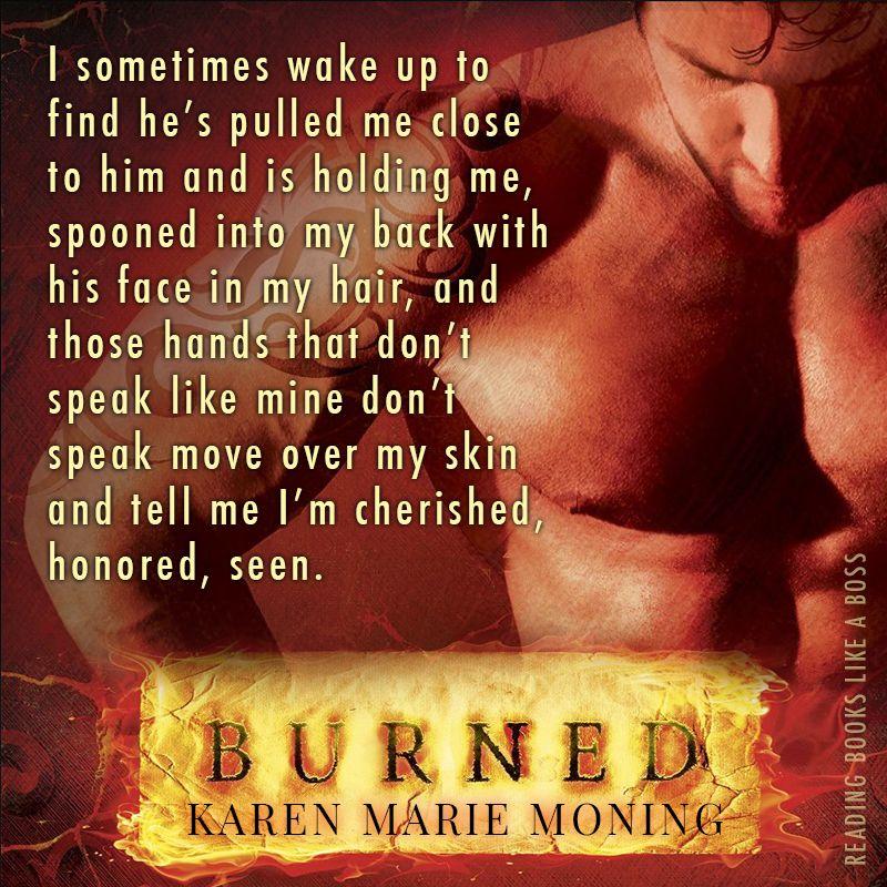 Karen marie moning burned book google search kmm t fandeluxe Gallery