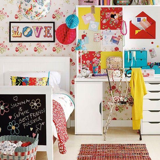 Boho chic children\'s bedroom | Pinboardmania | Bedroom decor ...