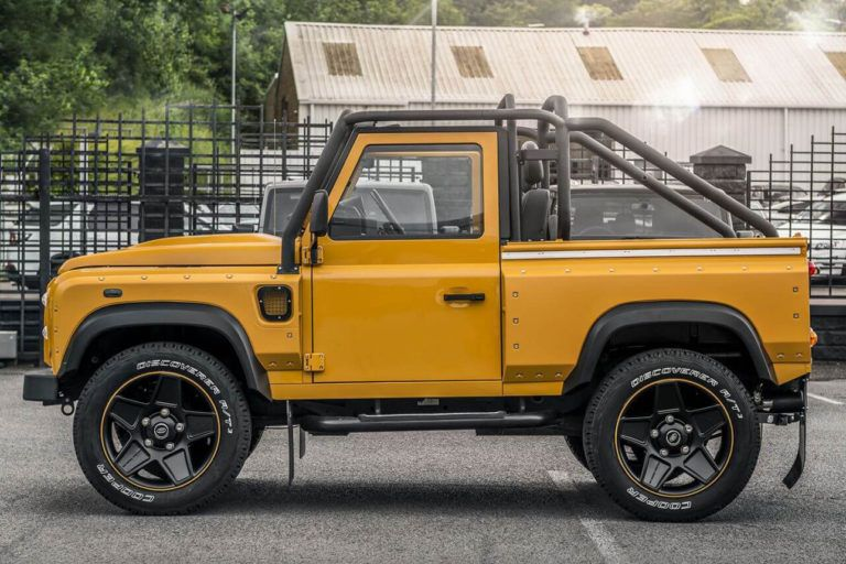 2020 Ford Bronco Concept Hiconsumption In 2020 Land Rover