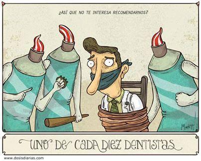 Bullying Odontología Dentista Funny Odontologo Dentist Toohpaste Odontology Dentista Dental Humor Dental Fun Dental