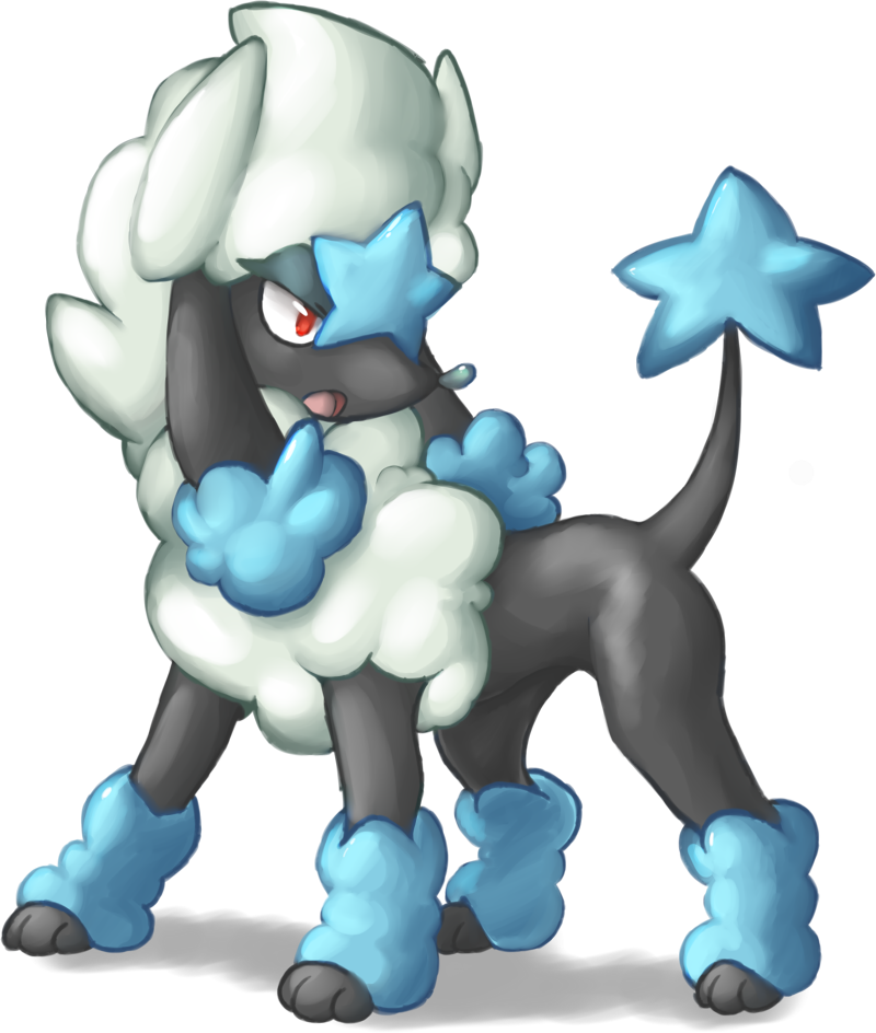 Furfrou My favorite Pokemon well 1 of hundreds  I adore how