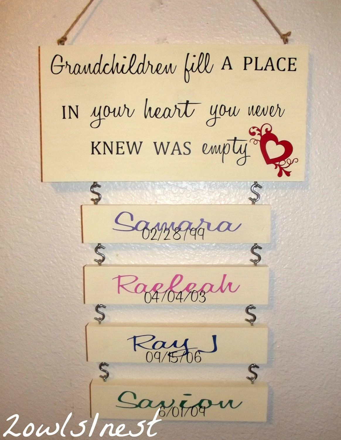 Grandma presents | gifts | Pinterest | Gifts, Grandparent gifts and ...