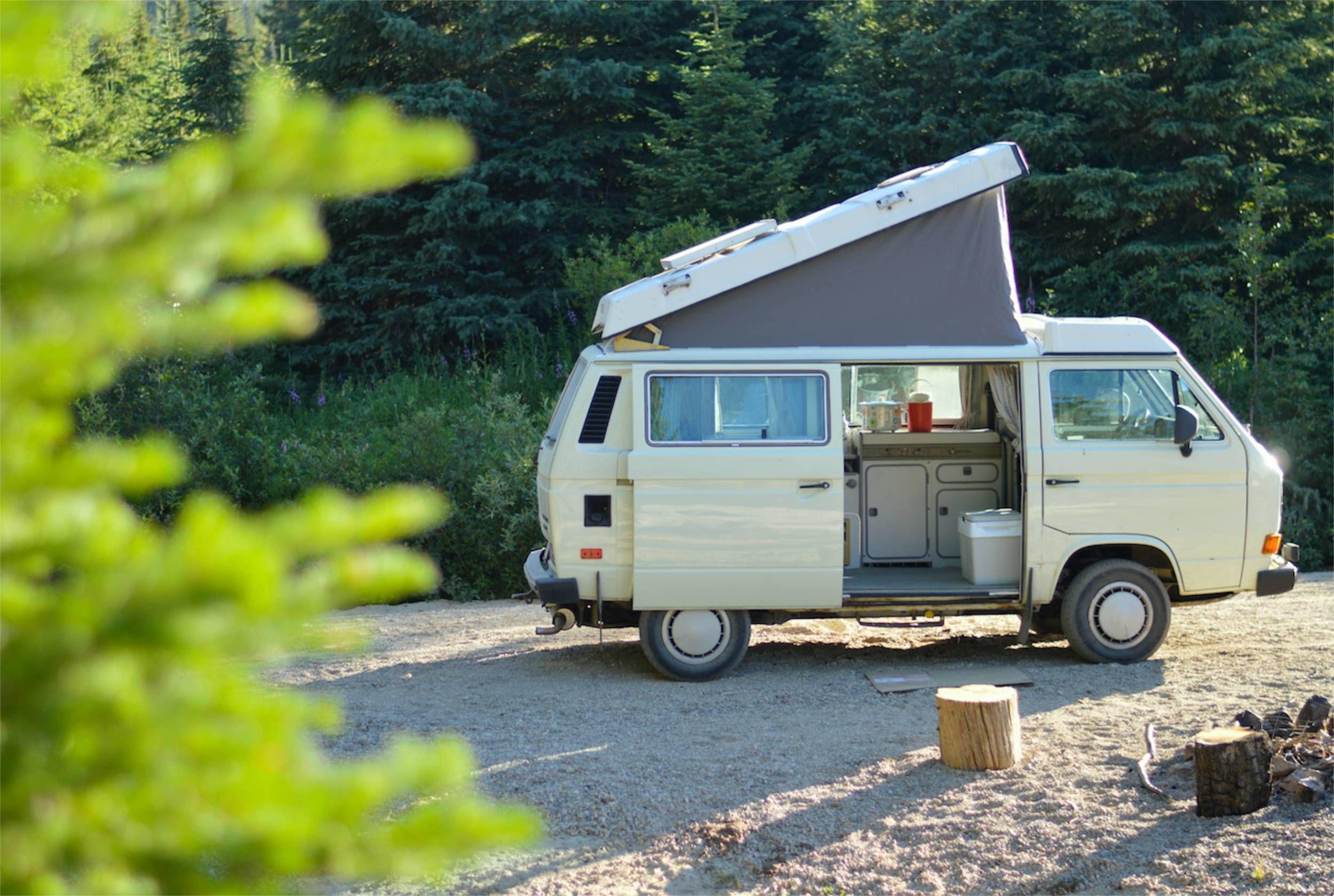 Vw Camper Van Rental Details Rental Vans Campervan Rental California Travel Road Trips