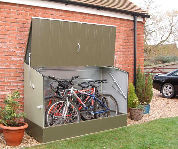 Pin Su Outdoor Storage Ideas